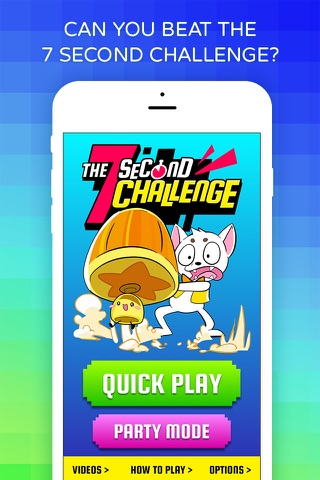The 7 Second Challenge screenshot 4