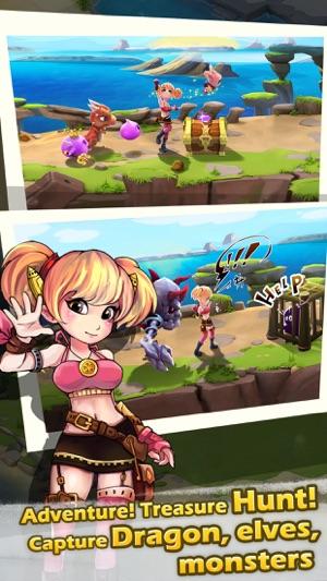 Monster Planet:Rpg Card Battle City Builder Games on the App
