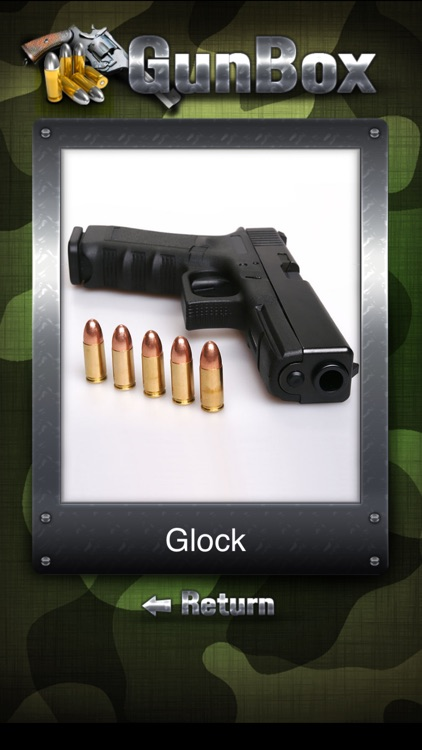 Firearm simulator : sounds, noises and images, photos FREE