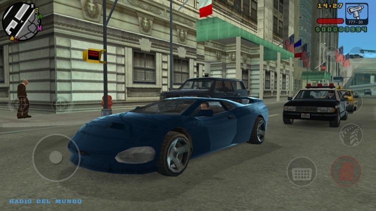 Grand Theft Auto: Liberty City Stories screenshot-3