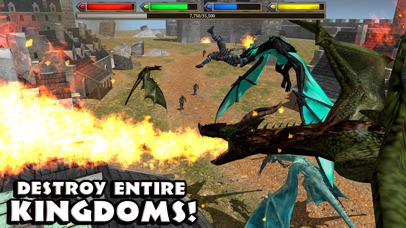 Ultimate Dragon Simulator by Gluten Free Games (iOS, United States
