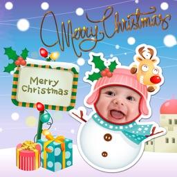 Christmas Photo Frames and Icons