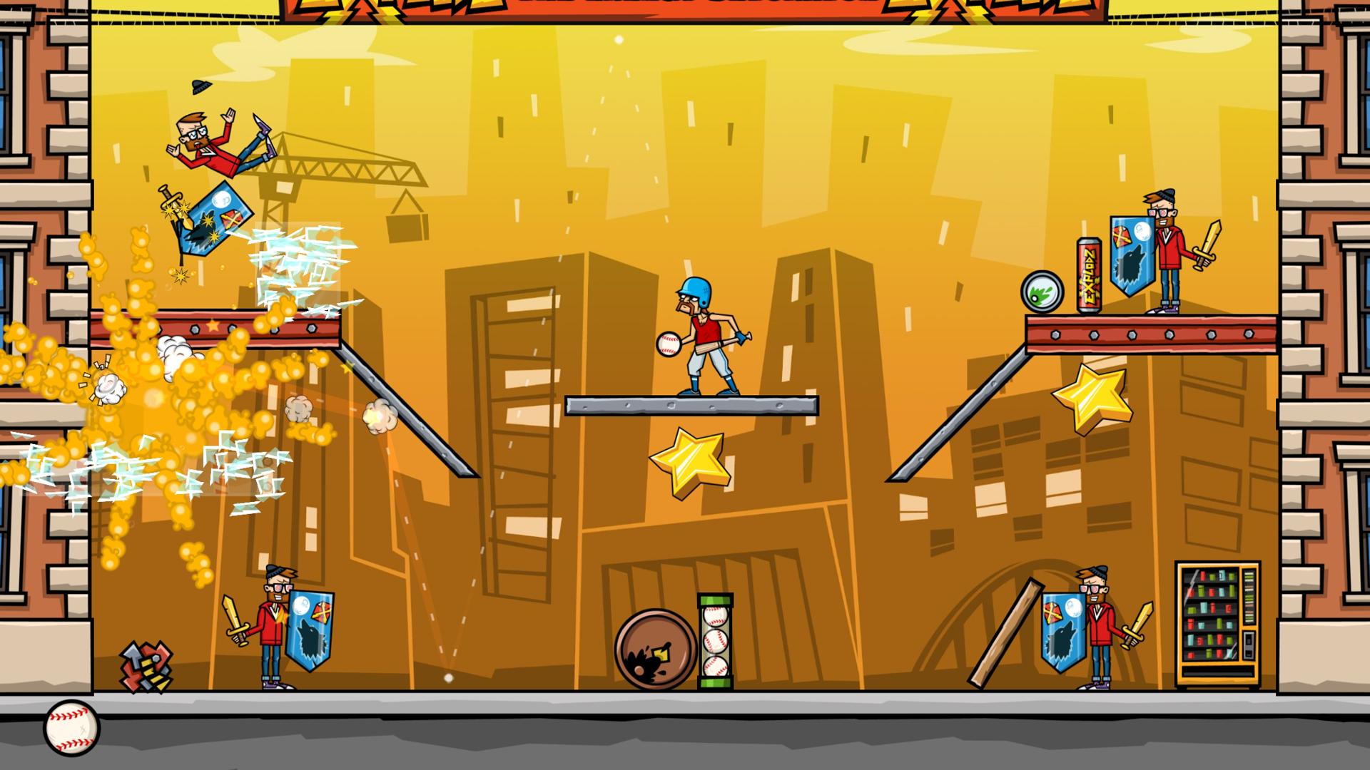 Baseball Riot screenshot 14