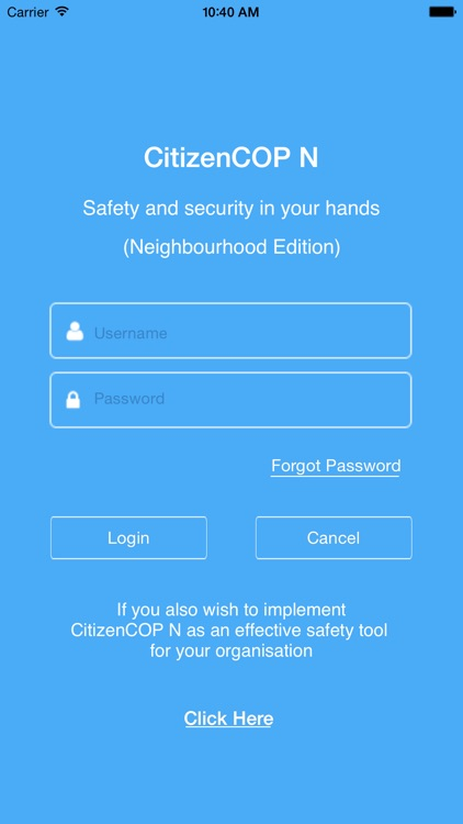 CitizenCOP N