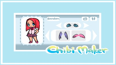 Anime Chibi Maker Screenshot