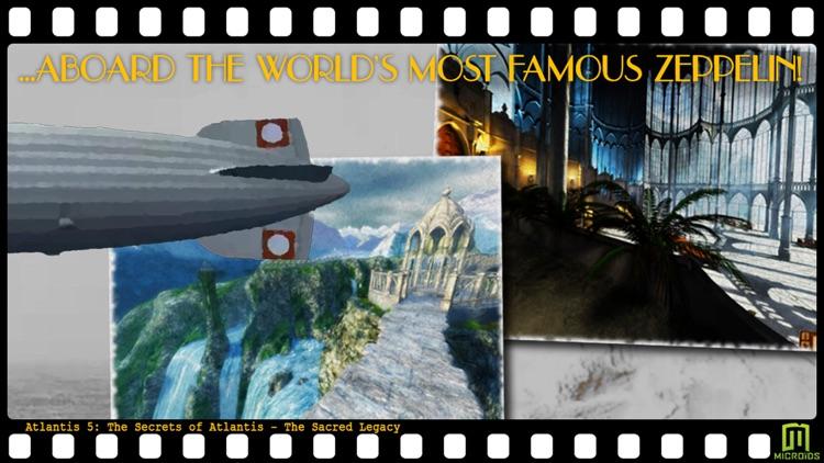 Atlantis 5: The Secrets of Atlantis - The Sacred Legacy - (Universal)
