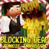Blocking Dead : Zombie Invasion Survival Mc Mini Game iPhone / iPad