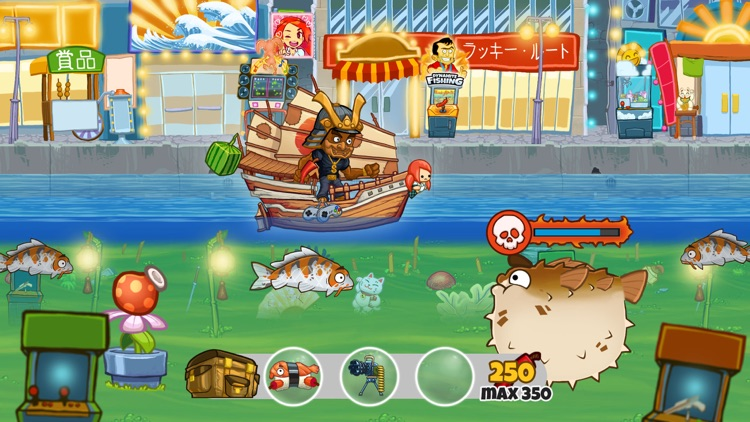Dynamite Fishing World Games screenshot-4