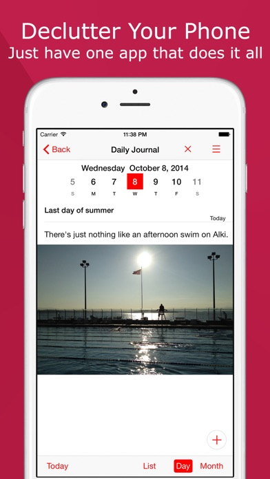Daily Tracker: Journal & Diary app image