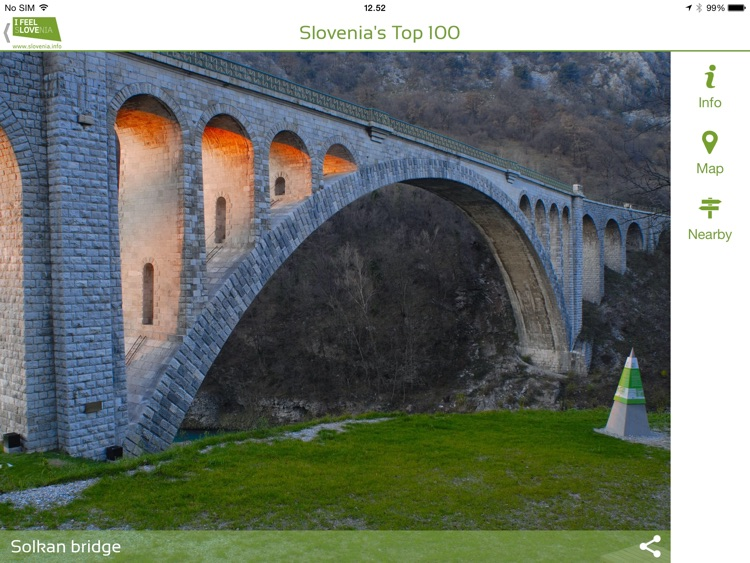 Slovenia's Top 100 for iPad screenshot-3