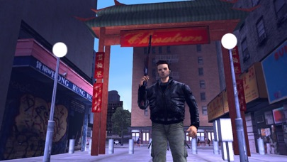 Screenshot for Grand Theft Auto 3 in South Africa App Store