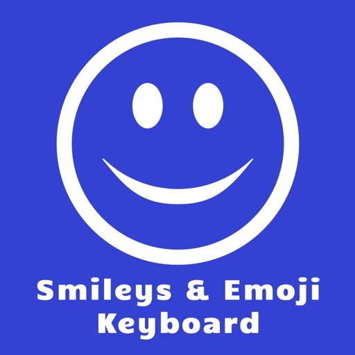 Smileys & Emoji Keyboard - Supersized GIFs Edition