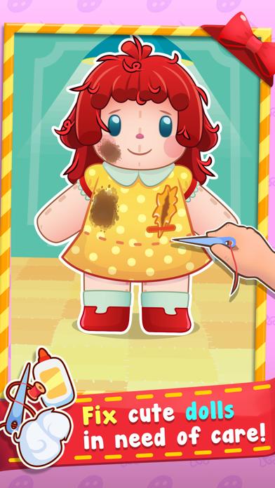 Doll Hospital - Plush Dolls Doctor Game for Kids