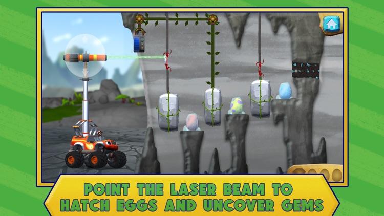 Blaze: Dinosaur Rescue