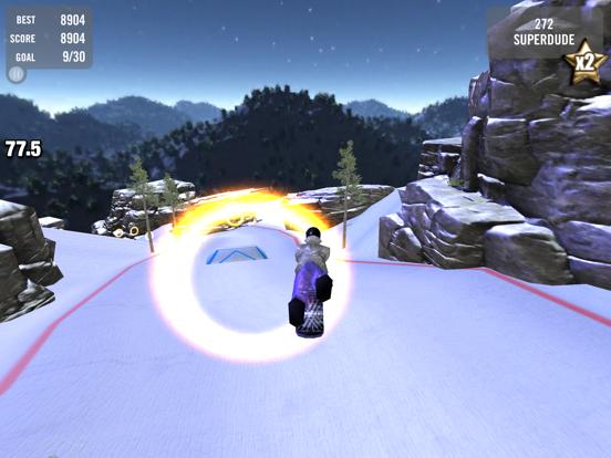 Скачать игру Crazy Snowboard