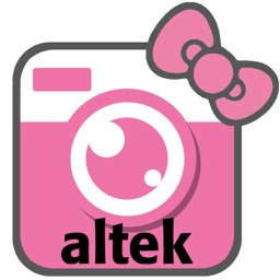 Hello Kitty Cubic Camera