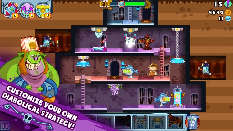 Castle Doombad: Free to Slay screenshot-4