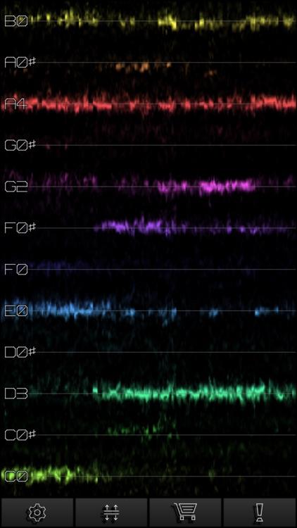 PitchLab Guitar Tuner (FREE) screenshot-3