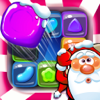 JuYing Yu - Candy Bubble Crush Christmas Edition- Most popular time killer sweet casual game artwork
