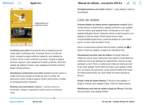 manual de utilizare iphone pentru ios 8 4 by apple inc on ibooks rh itunes apple com iPhone 4G Instruction Manual for Dummies iPhone 4G Instruction Manual for Dummies
