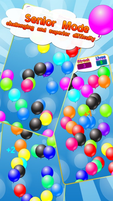 Screenshot #2 pour Balloon Popper - for Kids and Adults