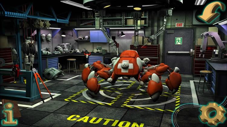 The Secret of Chimera Labs screenshot-3
