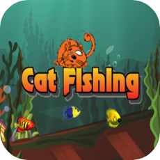 Activities of Cat Fishing - Cute Cat Free Game for Kids