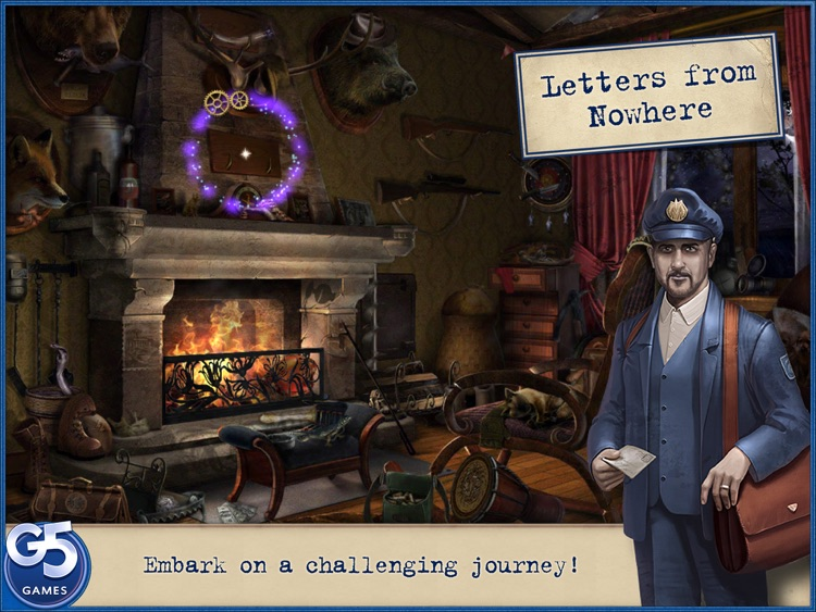 Letters from Nowhere® HD (Full) screenshot-0