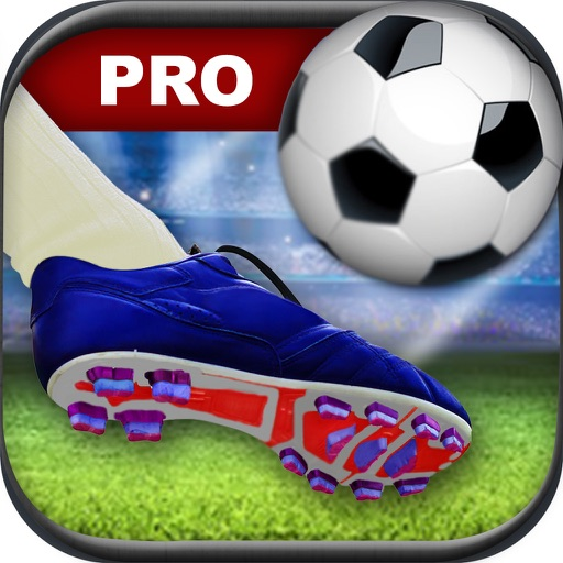Soccer Kicks 2015 - Ultimate football penalty shootout game by BULKY SPORTS [PREMIUM]