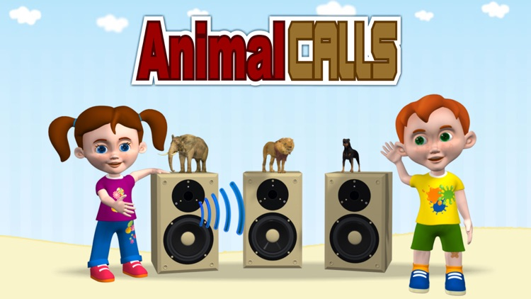 Animal Calls screenshot-0