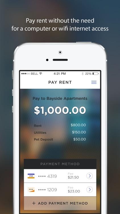 RentPayment- by YapStone™ screenshot-4