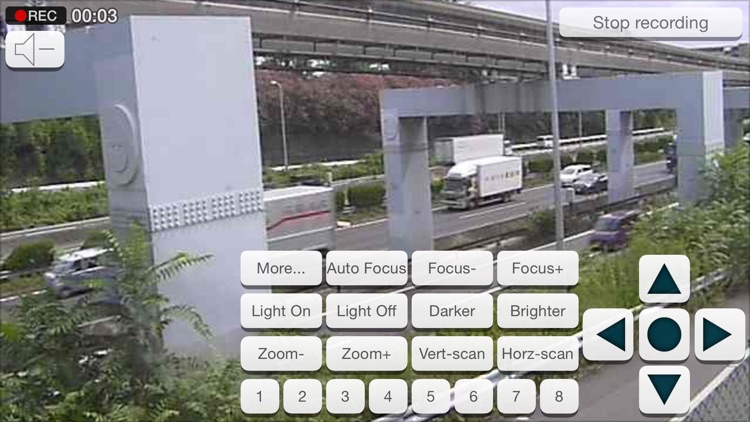 IP Cam viewer for Panasonic cameras screenshot-3