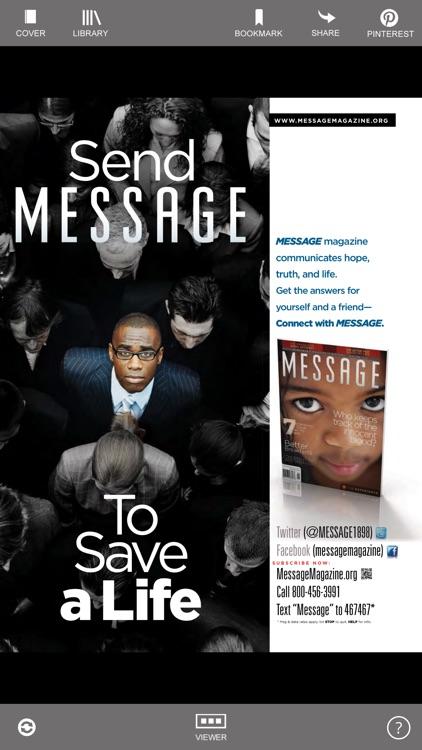 Message Magazine HD
