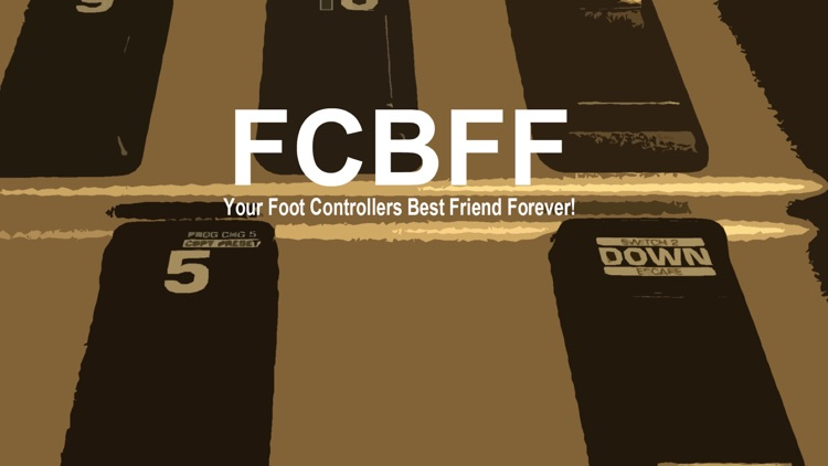 FCBFF -- your Guitar MIDI Foot Controller's Best Friend Forever screenshot-4