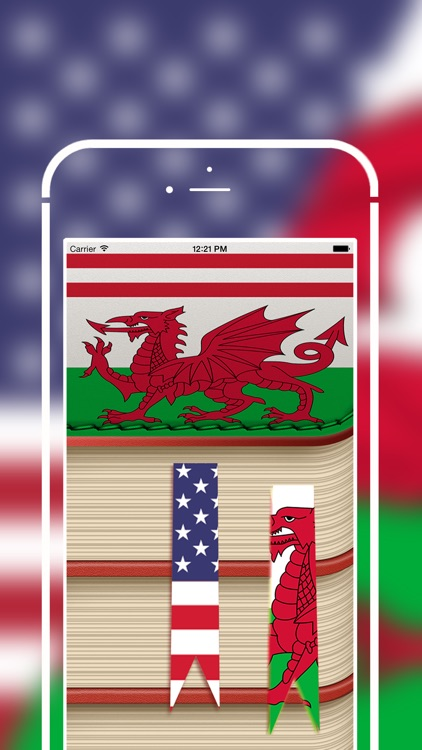 Offline Welsh to English Language Dictionary screenshot-0