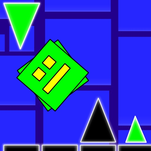 Impossible Geometry Jump icon
