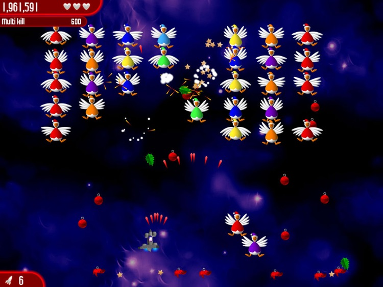 Chicken Invaders 2 Xmas HD