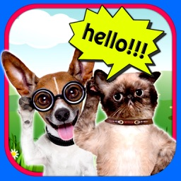 My Talking pet Booth: Create funny face talk like a pet & Make them alive!