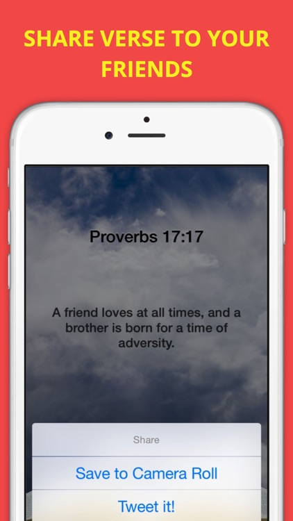 Psalms & Proverbs - Inspirational Bible Verse