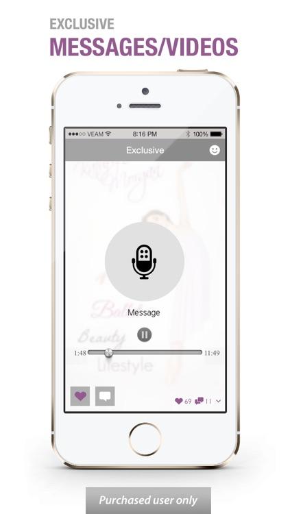 Kathryn Morgan Official App