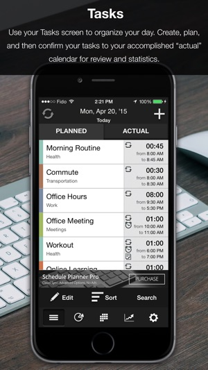 picture relating to The Simplified Planner App referred to as Agenda Planner upon the Application Retail outlet