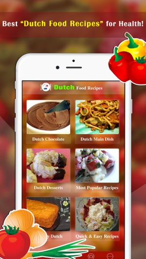 Dutch food recipes en app store iphone ipad forumfinder Images