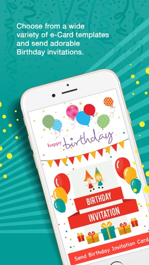 Birthday Invitation Cards Pro On The App Store