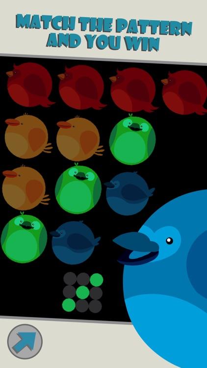 Poppy Birds - Brain Puzzle Game screenshot-3