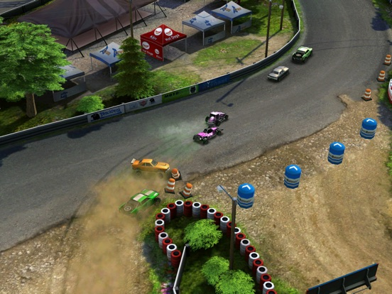 Игра Reckless Racing 2