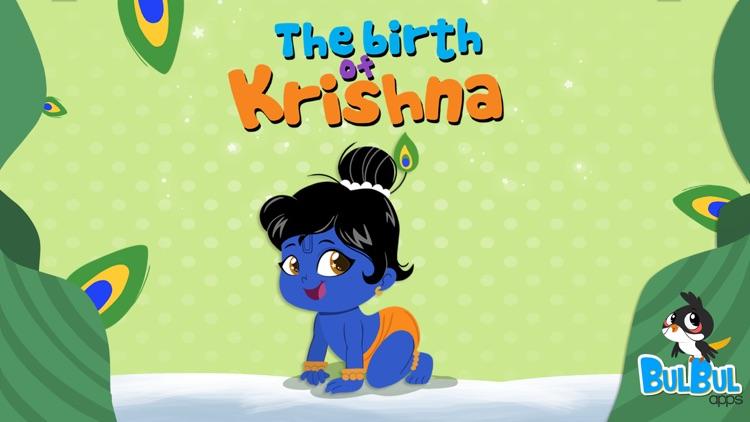 Birth of krishna - Kids app