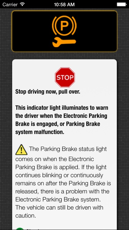 App for Fiat Cars - Fiat Warning Lights & Road Assistance - Car Locator / Fiat Problems screenshot-4