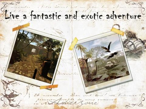 Скачать игру Amerzone: The Explorer's Legacy (Universal)
