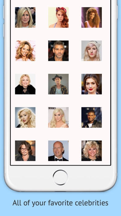 Celebrity Logo Quiz - Guess the Name Celebrity Quiz - by