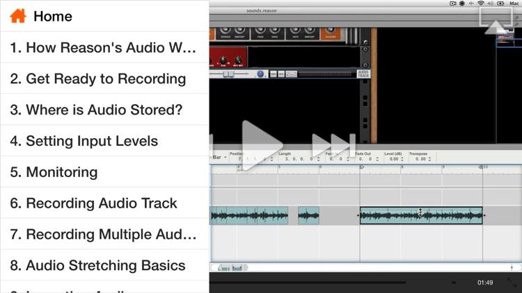Audio Recording & Editing For Reason screenshot-4